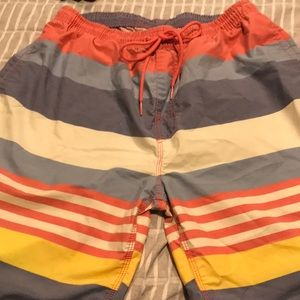 Golden Breed men's size M swim trunks